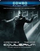 Equilibrium - Canadian Blu-Ray movie cover (xs thumbnail)