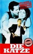 Katze, Die - German VHS cover (xs thumbnail)