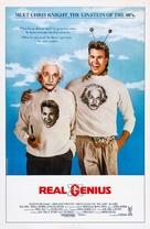 Real Genius - Movie Poster (xs thumbnail)