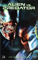 AVP: Alien Vs. Predator - German Blu-Ray movie cover (xs thumbnail)