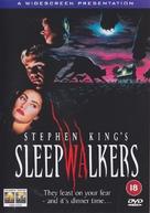 Sleepwalkers - British Movie Cover (xs thumbnail)