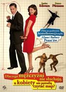Warum Männer nicht zuhören und Frauen schlecht einparken können - Polish Movie Cover (xs thumbnail)