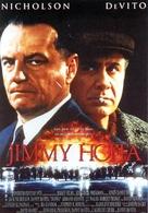 Hoffa - German Movie Poster (xs thumbnail)