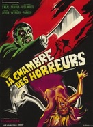 Chamber of Horrors - French Movie Poster (xs thumbnail)