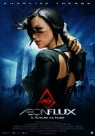 Æon Flux - Italian Movie Poster (xs thumbnail)