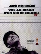One Flew Over the Cuckoo's Nest - French DVD movie cover (xs thumbnail)