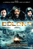 The Colony - French DVD cover (xs thumbnail)
