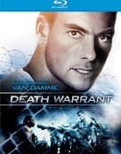 Death Warrant - Blu-Ray cover (xs thumbnail)