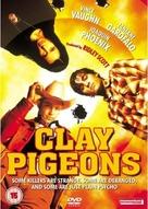 Clay Pigeons - British Movie Poster (xs thumbnail)