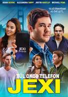 Jexi - Hungarian Movie Cover (xs thumbnail)