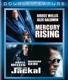 Mercury Rising - Blu-Ray movie cover (xs thumbnail)