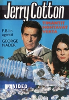 Dynamit in grüner Seide - Finnish VHS movie cover (xs thumbnail)