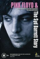 The Pink Floyd and Syd Barrett Story - Australian DVD cover (xs thumbnail)