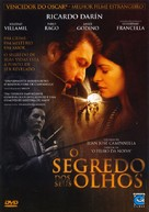 El secreto de sus ojos - Brazilian Movie Cover (xs thumbnail)