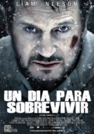 The Grey - Chilean Movie Poster (xs thumbnail)
