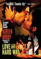 Love the Hard Way - DVD cover (xs thumbnail)