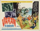Varan the Unbelievable - Movie Poster (xs thumbnail)
