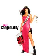 Miss Congeniality - DVD cover (xs thumbnail)