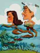 Andy Hardy's Double Life - poster (xs thumbnail)