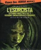 The Exorcist - Italian Blu-Ray movie cover (xs thumbnail)