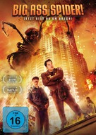 Big Ass Spider - German Movie Cover (xs thumbnail)