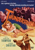 Thunderstorm - British DVD cover (xs thumbnail)