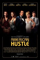 American Hustle - Movie Poster (xs thumbnail)