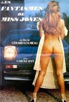 Les fantasmes de Miss Jones - French Movie Poster (xs thumbnail)