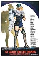 La caduta degli dei (Götterdämmerung) - Spanish Movie Poster (xs thumbnail)