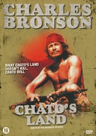 Chato's Land - Dutch Movie Cover (xs thumbnail)