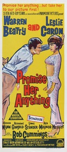 Promise Her Anything - Australian Movie Poster (xs thumbnail)