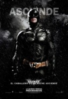The Dark Knight Rises - Mexican Movie Poster (xs thumbnail)
