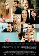 He's Just Not That Into You - Turkish Movie Poster (xs thumbnail)