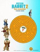 Peter Rabbit 2: The Runaway - Movie Poster (xs thumbnail)