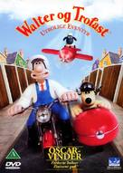 Wallace & Gromit: The Best of Aardman Animation - Danish DVD cover (xs thumbnail)