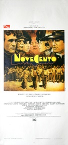 Novecento - Italian Movie Poster (xs thumbnail)