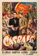 Casbah - Italian Movie Poster (xs thumbnail)