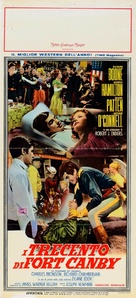 A Thunder of Drums - Italian Movie Poster (xs thumbnail)