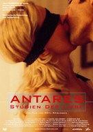 Antares - German Movie Poster (xs thumbnail)