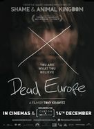 Dead Europe - British Movie Poster (xs thumbnail)