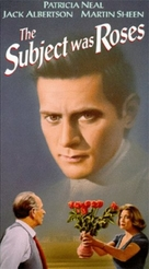 The Subject Was Roses - Movie Poster (xs thumbnail)