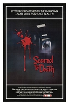 Scared to Death - Movie Poster (xs thumbnail)
