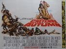 Cheyenne Autumn - British Movie Poster (xs thumbnail)