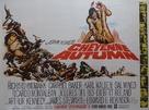 Cheyenne Autumn - British Movie Poster (xs thumbnail)