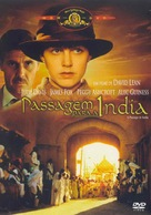 A Passage to India - Portuguese Movie Cover (xs thumbnail)