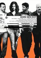 Adini sen koy - Turkish Movie Poster (xs thumbnail)