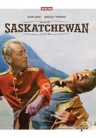 Saskatchewan - DVD cover (xs thumbnail)