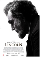 Lincoln - Czech Movie Poster (xs thumbnail)