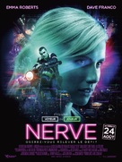 Nerve - French Movie Poster (xs thumbnail)