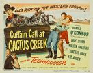 Curtain Call at Cactus Creek - Movie Poster (xs thumbnail)